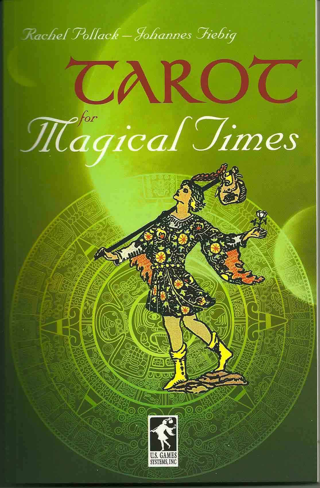 The Deck and Book Nook – Tarot For Magical Times