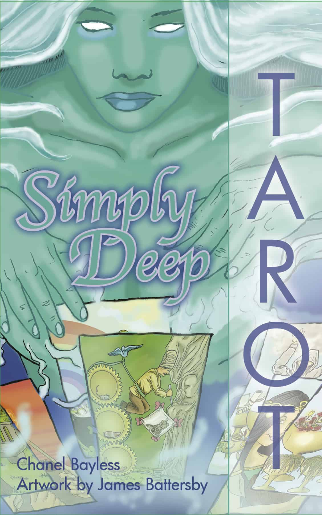 The Deck and Book Nook – Simply Deep Tarot