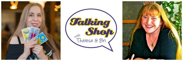 Talking Shop with Theresa and Bri - Podcast
