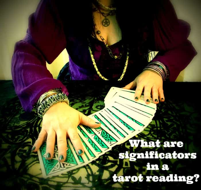significators in a tarot reading