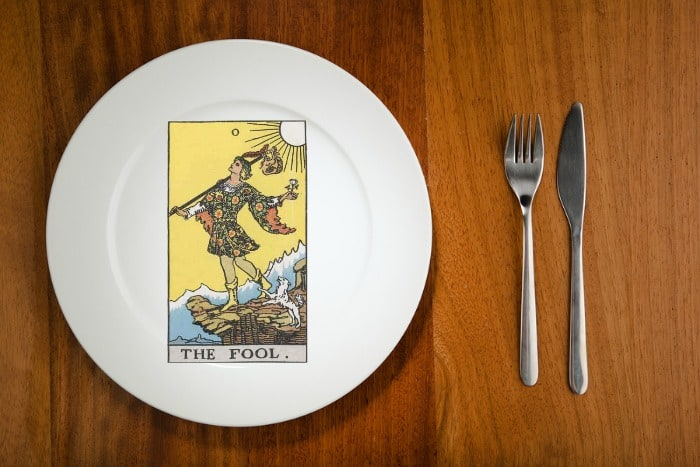 Tarot by the Mouthful - The Fool