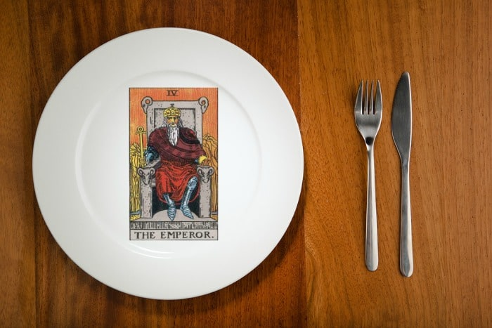 tarot by the mouthful the emperor