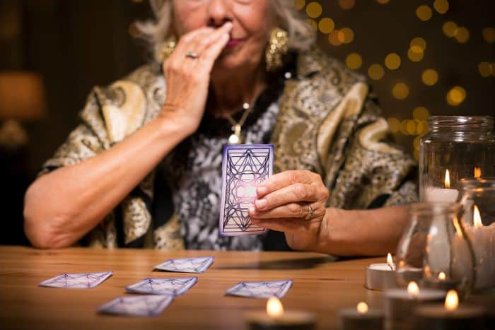 """Why that """"bad"""" tarot reading (or the one that didn't tell you what you wanted to hear) may be a blessing."""