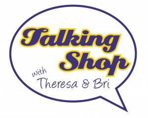 Talking Shop with Theresa and Bri - a podcast for metaphysical and spiritual business owners.