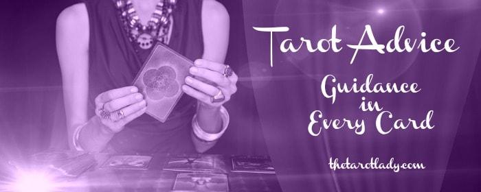 Tarot Advice - Guidance in Every Card