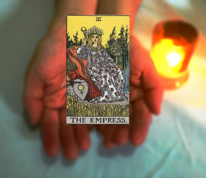 Tarot Advice - Guidance in Every Card: The Empress