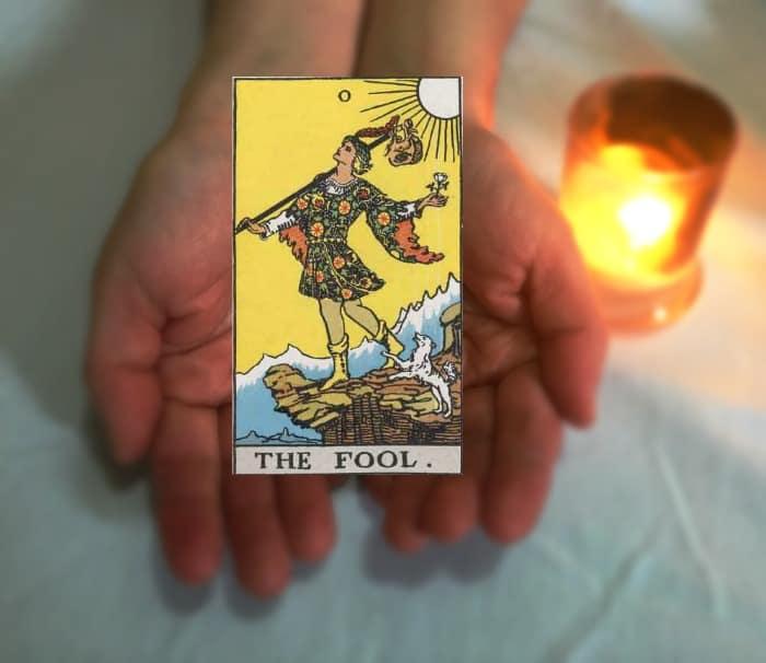 Tarot Advice - The Fool