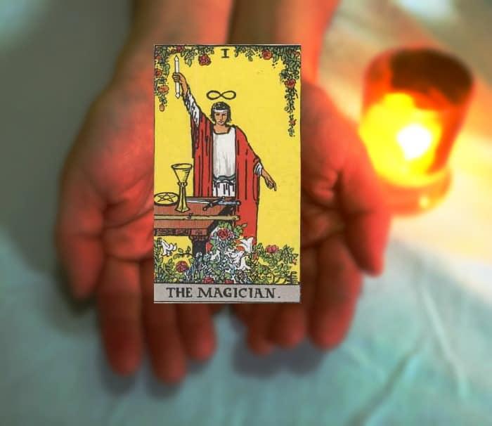Tarot Advice - Guidance in Every Card: The Magician