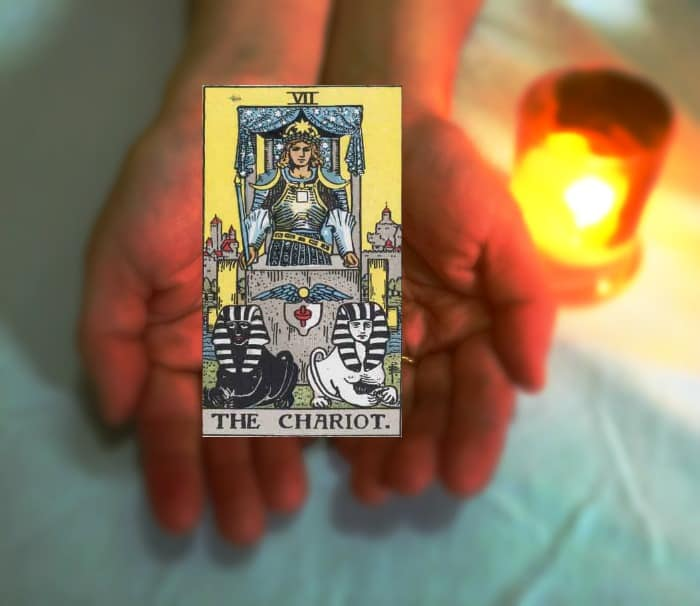 Tarot Advice - Guidance in Every Card - The Chariot
