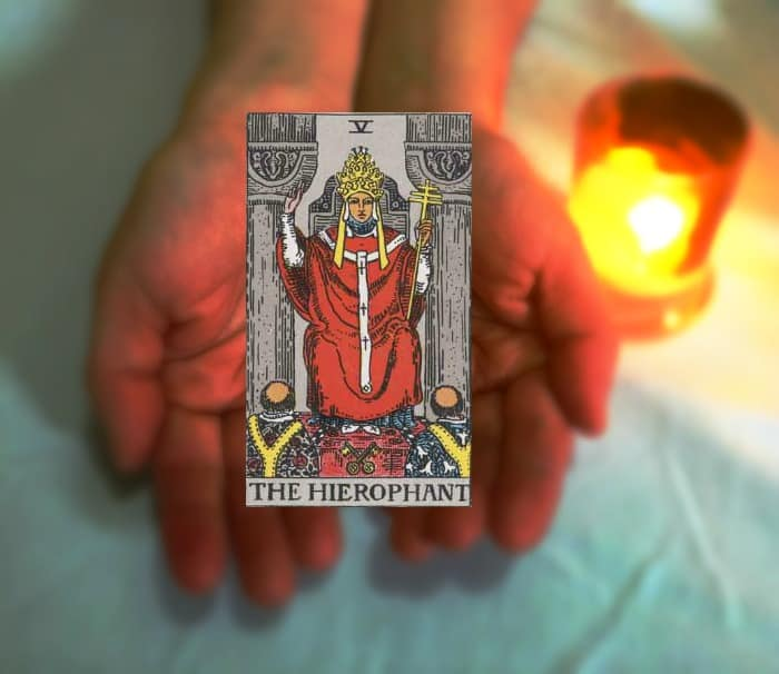 Tarot Advice - Guidance in Every Card: The Hierophant