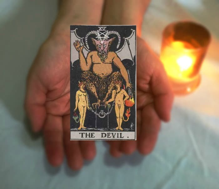 Tarot Advice - Guidance in Every Card: The Devil