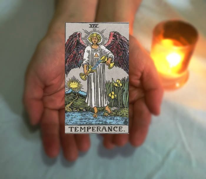 Tarot Advice - Guidance in Every Card - Temperance