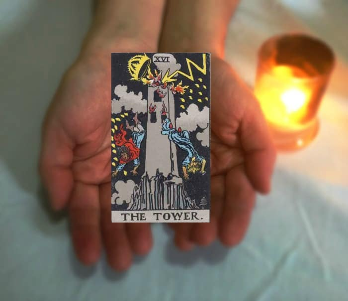 Tarot Advice - Guidance in Every Card: The Tower