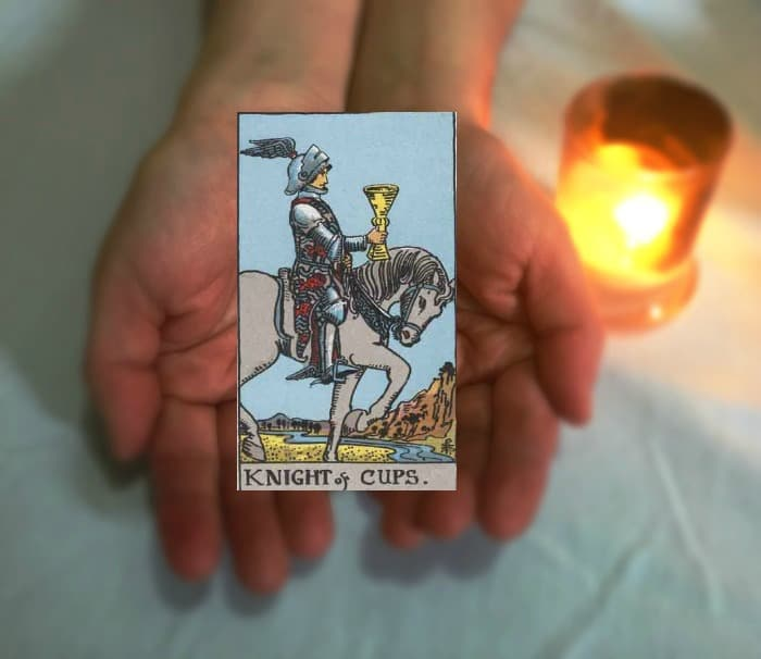 Tarot Advice - Guidance in Every Card: Knight of Cups