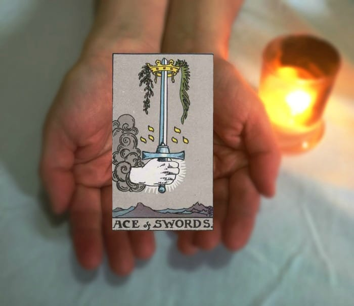 Tarot Advice - Guidance in Every Card: Ace of Swords