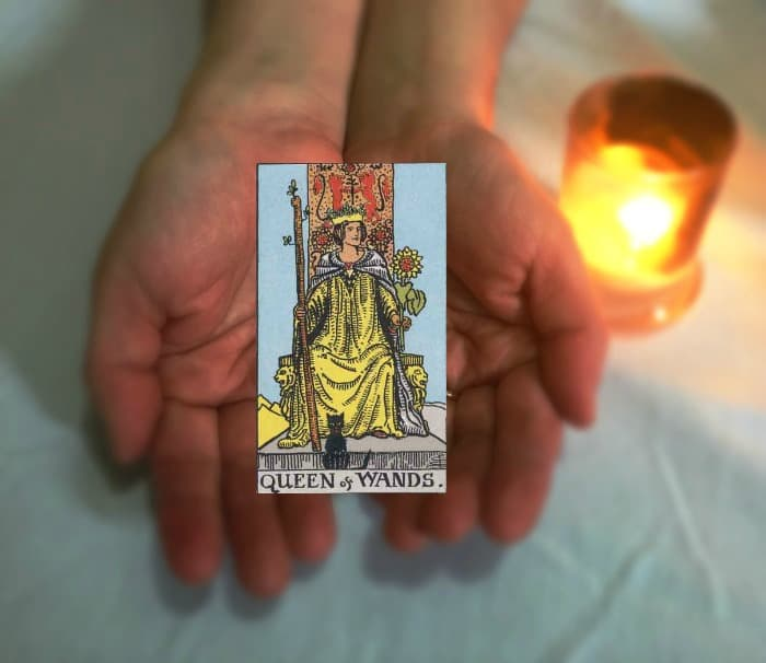 Tarot Advice - Guidance in Every Card: Queen of Wands