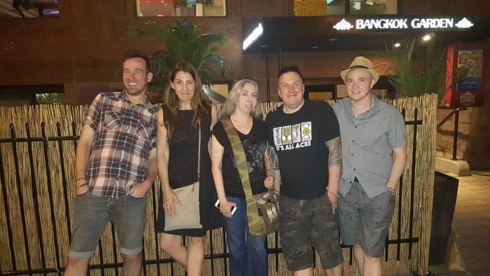 My Toronto Tarot posse