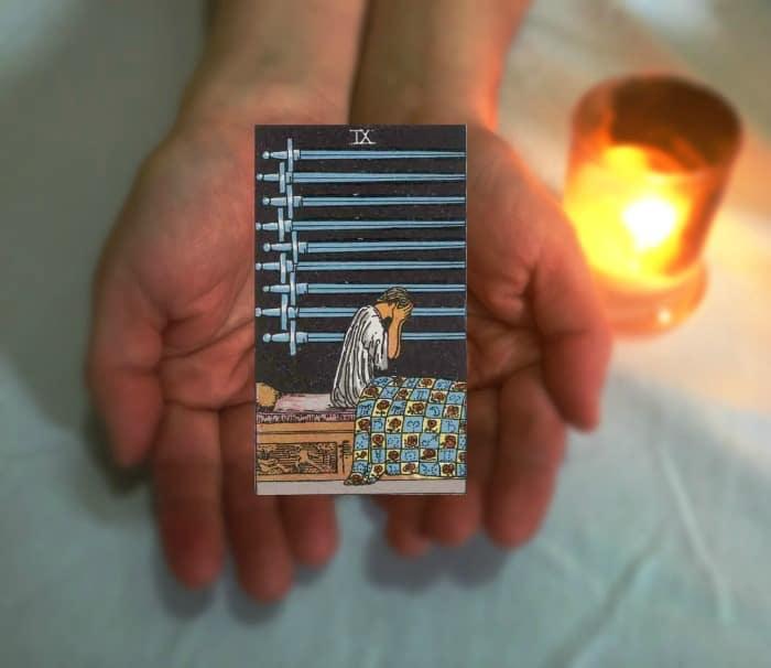 Tarot Advice – Guidance in Every Card: Nine of Swords