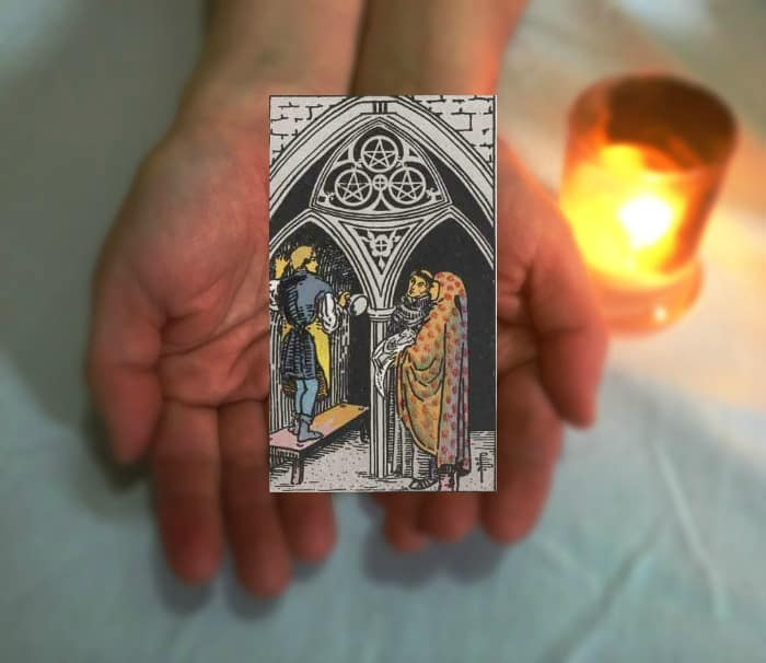Tarot Advice - Guidance in Every Card: Three of Pentacles