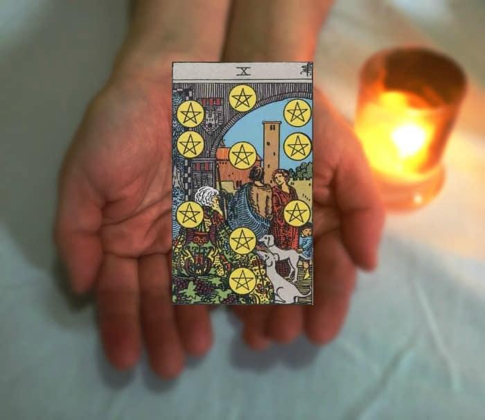 Tarot Advice – Guidance in Every Card: Ten of Pentacles