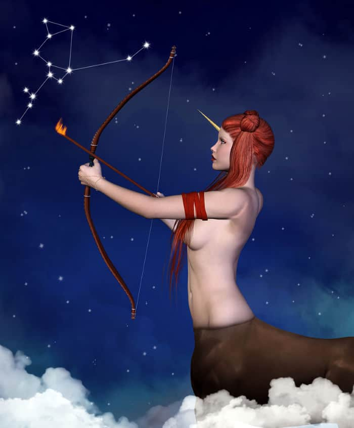 New Moon in Sagittarius 2018 - and Tarot Readings for Each Zodiac Sign