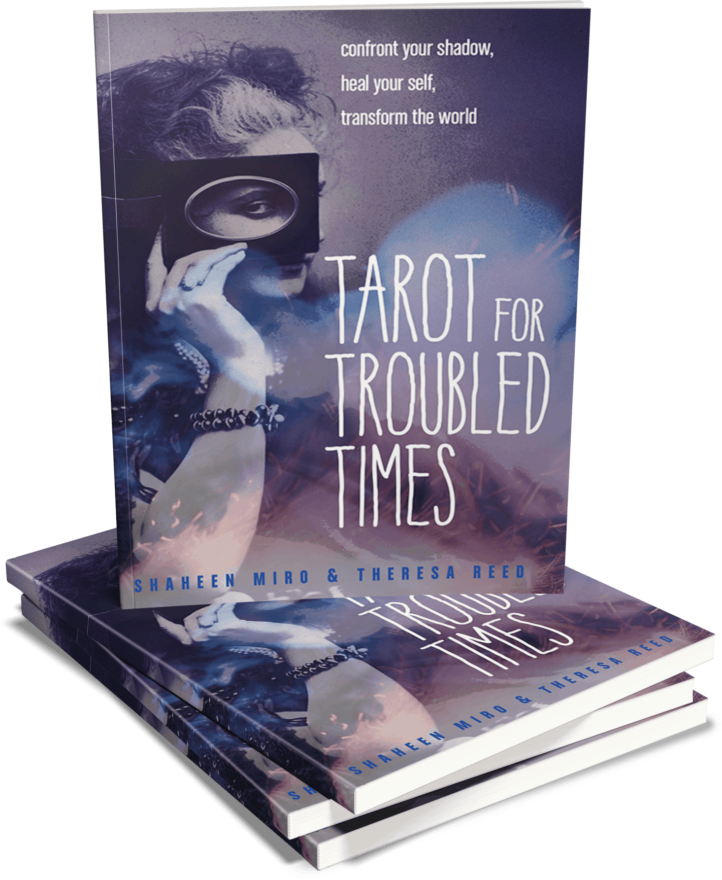 Tarot For Troubled Times - Tarot Book