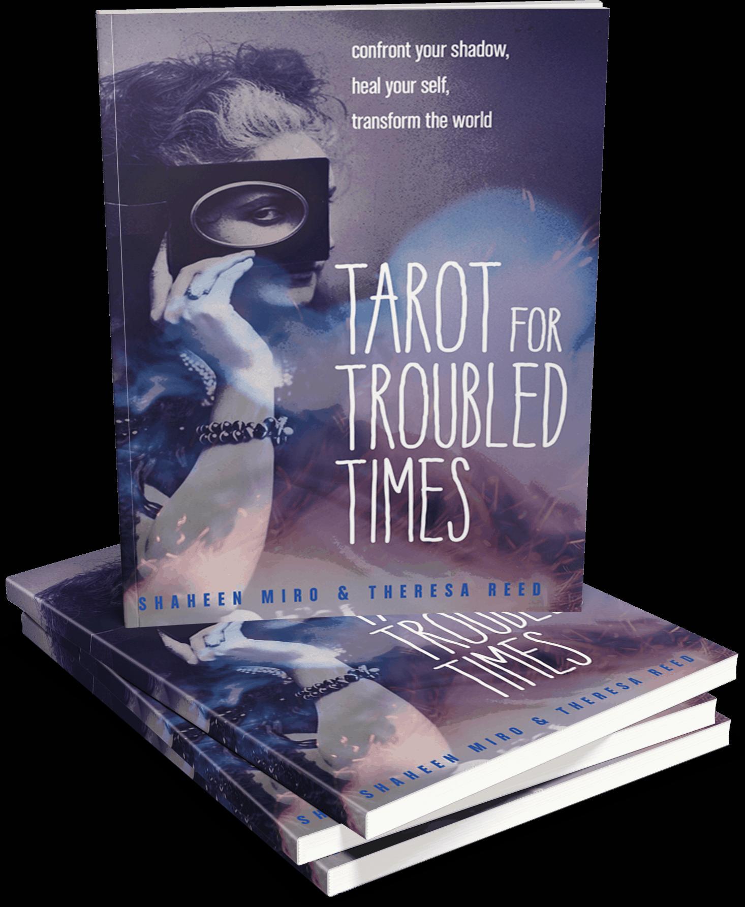 Tarot For Troubled Times - Tarot Book