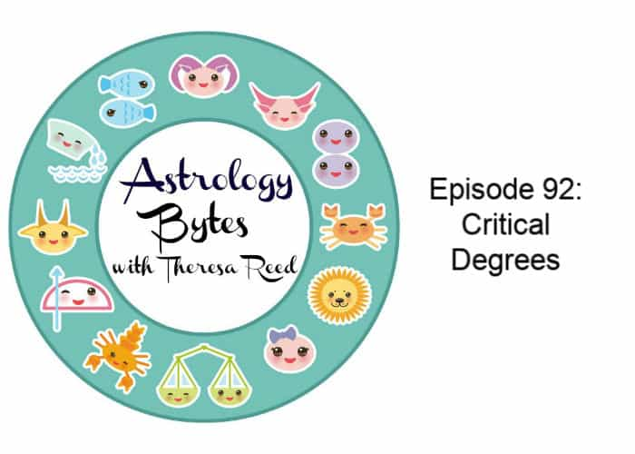 Degree theory astrology