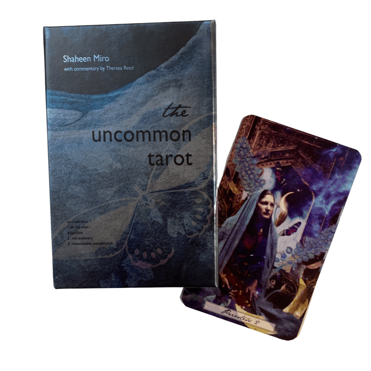 The Uncommon Tarot - Tarot deck