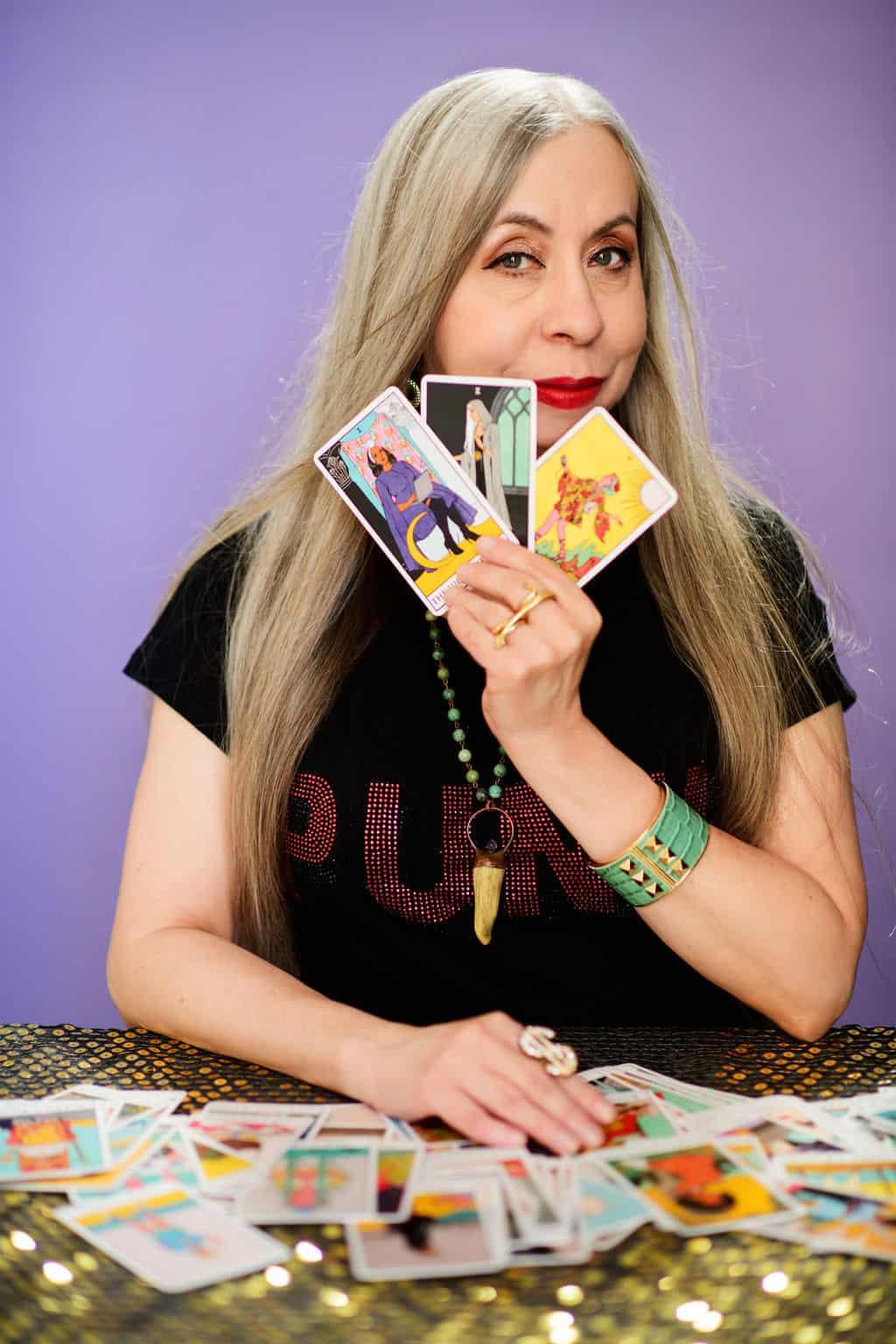 The Tarot Lady - Tarot Readings with Theresa Reed