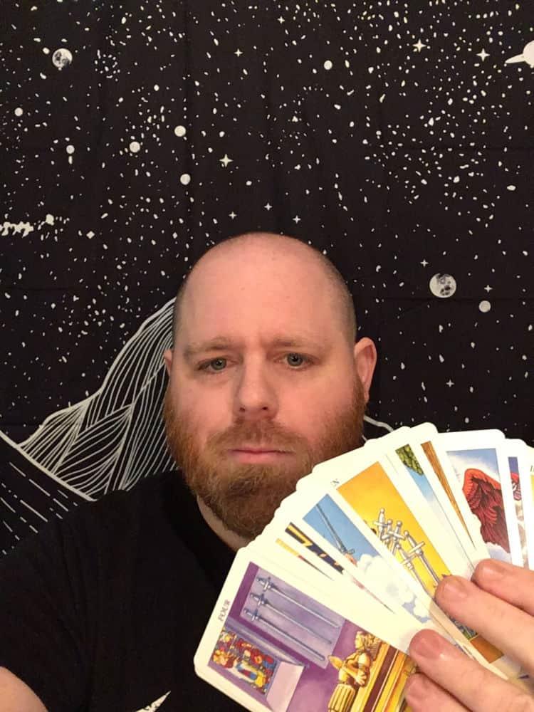 Tarot 'Tarot con Nathan Ricks